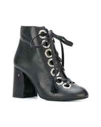 Laurence Dacade - Black Paddle Boots - Lyst