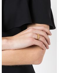 Chloé | Metallic Happy Ring | Lyst