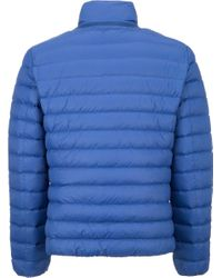 Geox - Blue Men's Down Jacket for Men - Lyst