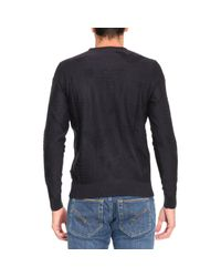 Armani Jeans | Blue Sweater Men for Men | Lyst
