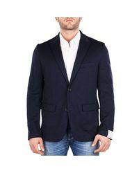 Paolo Pecora - Blue Jacket Men for Men - Lyst