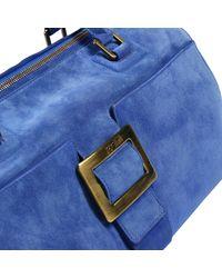 Roger Vivier | Blue Women's Handbag | Lyst