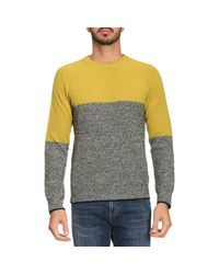Paolo Pecora - Multicolor Sweater Men for Men - Lyst