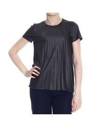 Boutique Moschino | Black Moschino Women's Top | Lyst