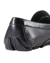 Ferragamo - Black Shoes Men for Men - Lyst
