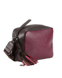 Maliparmi - Purple Crossbody Bags Women - Lyst