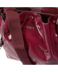 Tod's | Black Women's Handbag | Lyst