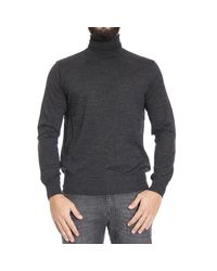 Polo Ralph Lauren | Gray Men's Sweater for Men | Lyst