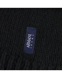 Armani Jeans - Black Hat Men for Men - Lyst