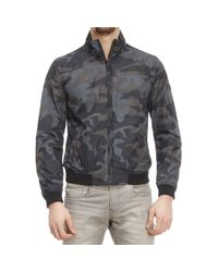Woolrich | Black Men's Jackets for Men | Lyst