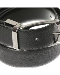 Ermenegildo Zegna - Black Men's Belts for Men - Lyst