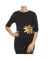 Boutique Moschino | Black Sweater Woman | Lyst
