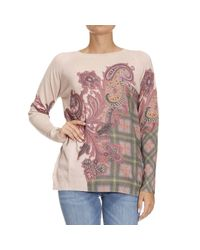 Etro | Multicolor Sweater Woman | Lyst
