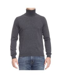 Z Zegna | Gray Sweater Man for Men | Lyst