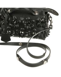 Fendi - Black Mini 'by The Way' Crossbody Bag - Lyst