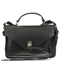 Rebecca Minkoff | Black Mini Bag Handbag Woman | Lyst