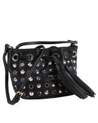 Patrizia Pepe | Black Shoulder Bag Handbag Women | Lyst