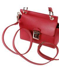 Patrizia Pepe - Red Handbag Women - Lyst