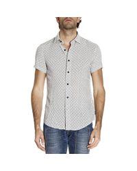 Armani Jeans | Blue Shirt Men for Men | Lyst