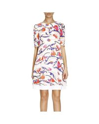 Emilio Pucci | White Dress Women | Lyst