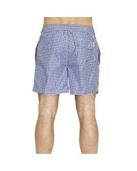 Polo Ralph Lauren - Blue Swimsuit Swimwear Men for Men - Lyst