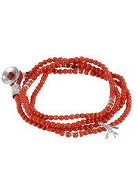 Isaia - Red Jewel Bijoux Men for Men - Lyst