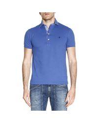Brooksfield - Blue T-shirt Men for Men - Lyst