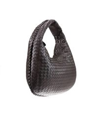 Bottega Veneta - Multicolor Veneta Medium Intrecciato Leather Shoulder Bag - Lyst