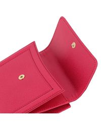 Ferragamo - Pink Wallet Women - Lyst