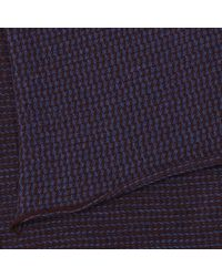 Brooksfield - Brown Scarf Men for Men - Lyst
