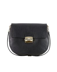 Furla - Black Crossbody Bags Shoulder Bag Women - Lyst