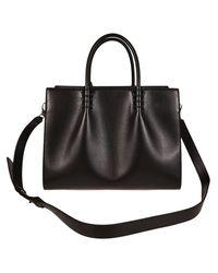 Tod's - Black Handbag Shoulder Bag Women - Lyst
