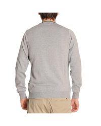 Brooksfield - Gray Sweater For Men Jumper On Sale for Men - Lyst