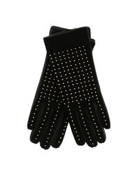 Twin Set - Black Gloves Women - Lyst