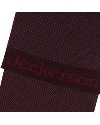 Jeckerson - Purple Scarf Men for Men - Lyst