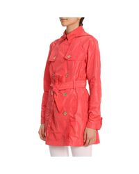 MICHAEL Michael Kors - Red Jacket Women - Lyst