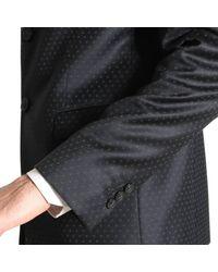 Emporio Armani - Black Suit Men for Men - Lyst