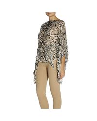 Roberto Cavalli - Natural Top Women - Lyst