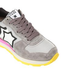 Atlantic Stars - Gray Sneakers Women - Lyst