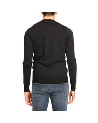 Patrizia Pepe - Blue Sweater Man for Men - Lyst