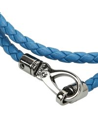 Tod's | Blue Jewel Men for Men | Lyst