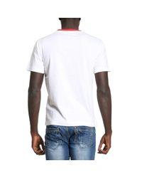 Hydrogen | White T-shirt Men for Men | Lyst