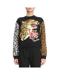 Love Moschino Black Sweater Women