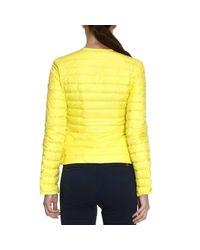Peuterey   Yellow Down Jacket   Lyst