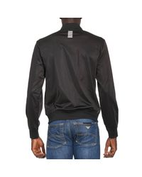 EA7 - Black Sweater Men Ea7 for Men - Lyst