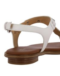 MICHAEL Michael Kors - White Shoes Women - Lyst