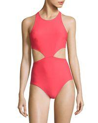 Flagpole Swim - Multicolor Lynn One-piece Swimsuit - Lyst