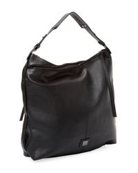 Kooba - Black Stratford Leather Hobo Bag - Lyst