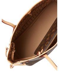 Louis Vuitton - Brown Vintage Mono Ab Neverfull Nm Pm Tote - Lyst