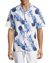 Standard Issue - Multicolor Camp Shirt Casual Button Down for Men - Lyst